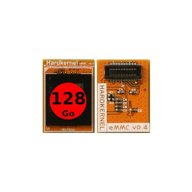 OS Linux pour ODroid N2 - eMMC 128Go