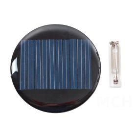 Badge Panneau Solaire - 5v 40mA