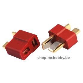 Paire de connecteur T, 50A