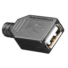 USB type A Femelle - connecteur DIY