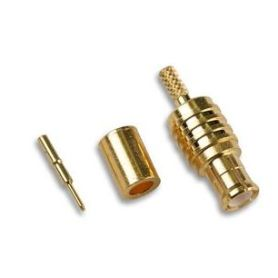 MCX Antenna connector, Plug