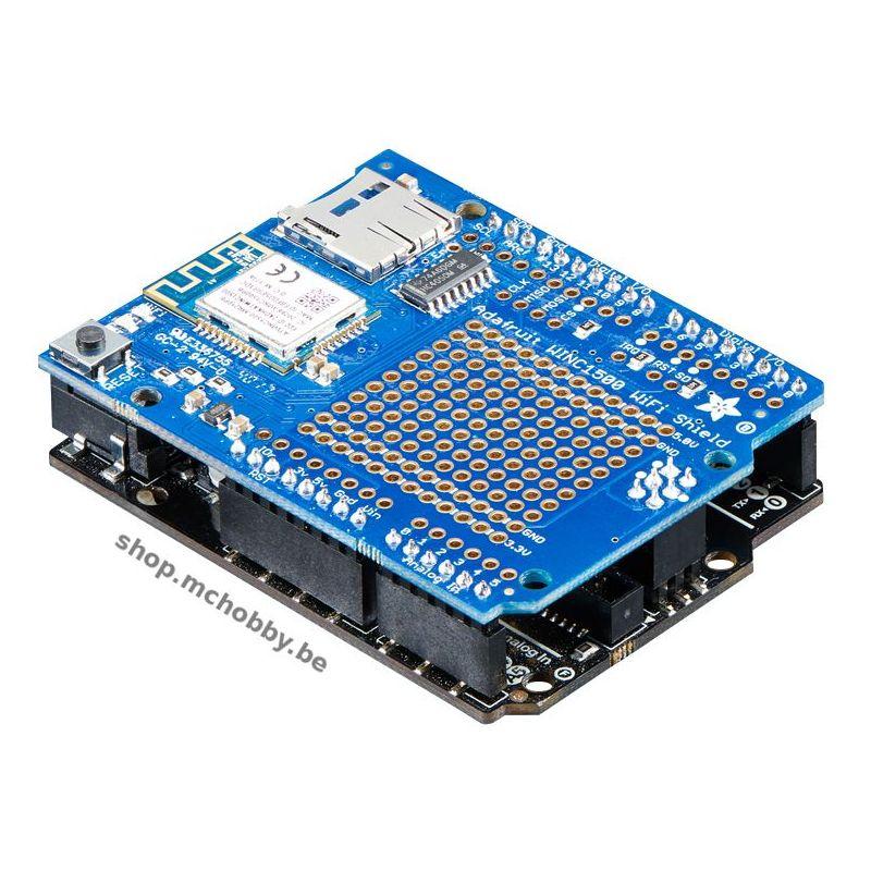 ATWINC1500 WiFi Shield Arduino avec Antenne PCB
