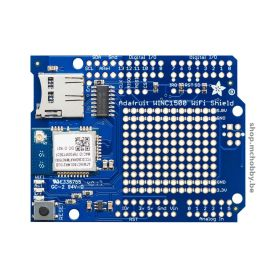 Arduino ATWINC1500 WiFi Shield  with uFl connector