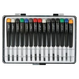 Set of 15 screwdrivers