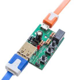 Interrupteur d'alimentation Marche/Arrêt por Raspberry Pi