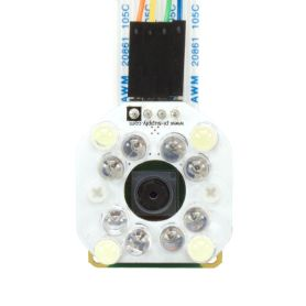Bright light + IR light for Pi Camera - fully controlable