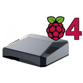 Boîtier Alu ARGON ONE passif pour Raspberry-Pi 4