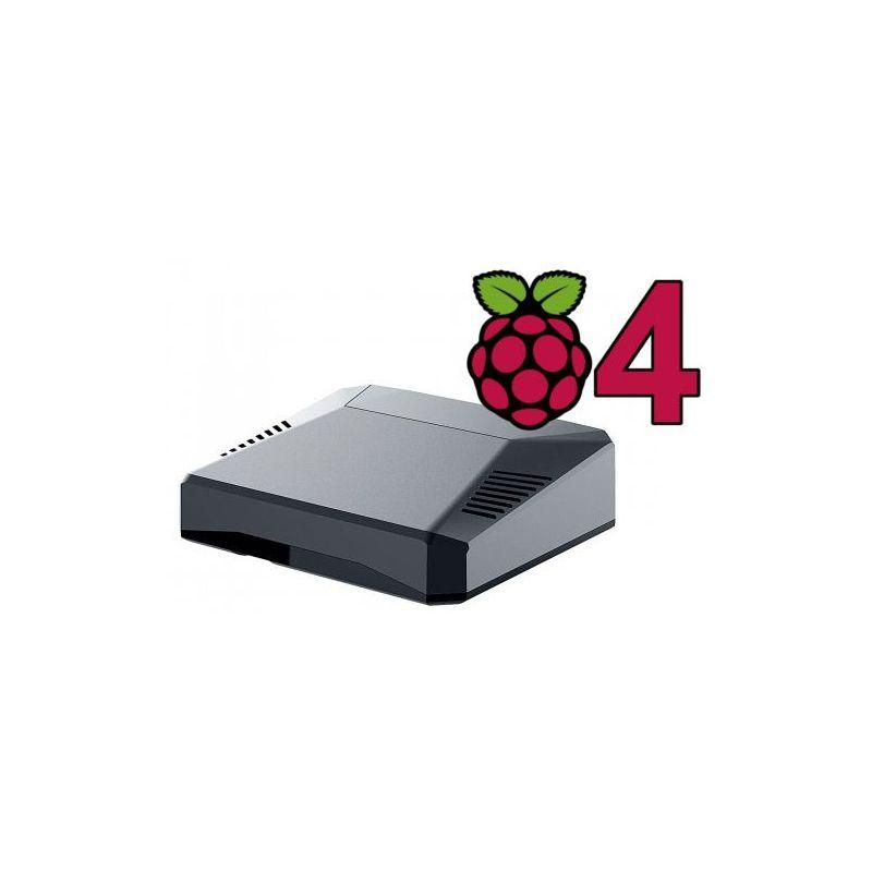 Boîtier ARGON ONE passif pour Raspberry-Pi 4