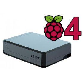 Boîtier Argon Neo passif pour Raspberry Pi 4