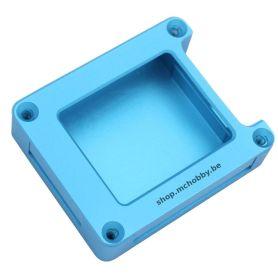 Boîter anodisé pour LCD Pyboard
