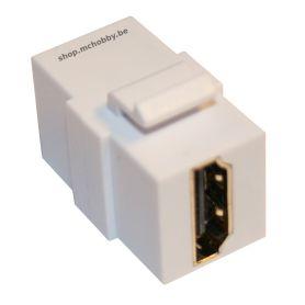 Keystone - Coupleur HDMI vers HDMI