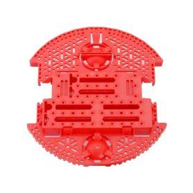 Plaque Romi Robot - Rouge