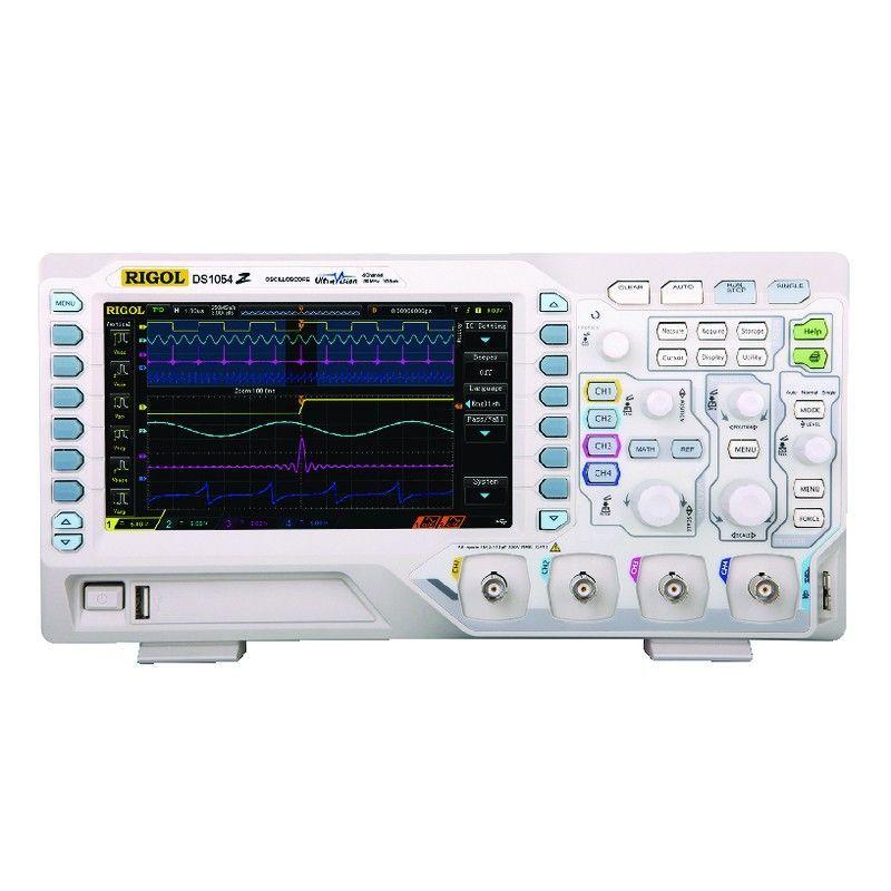 Oscilloscope Rigol DS1054Z 4 x 50Mhz