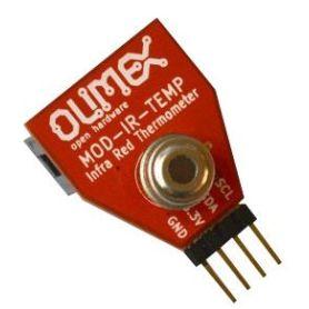 MOD-IR-TEMP : Capteur de température MLX90614BAA sans contact