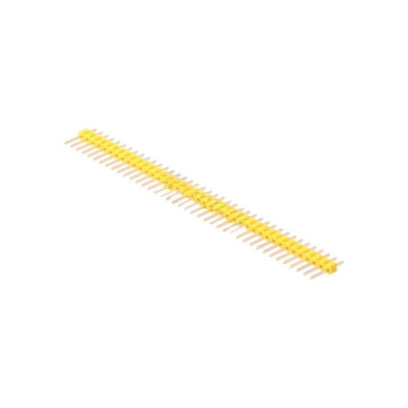 1 x 40 Pin Header Yellow