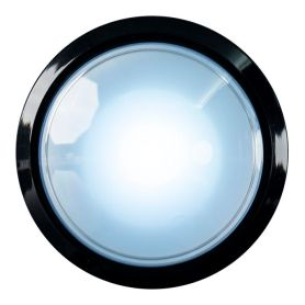 Arcade Button - EXTRA Large - LED BLANCHE - 100mm