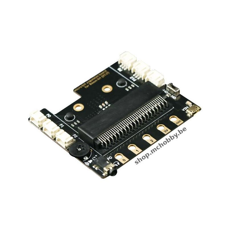 Carte d'extension Gravity pour Micro:bit