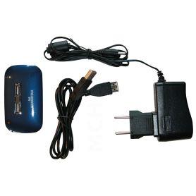 HUB USB 7 Ports - USB 2.0 - 2 Amp