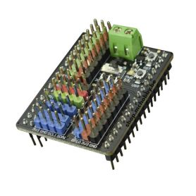 Gravity expansion shield for Pyboard