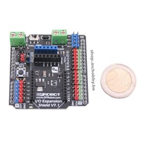 Gravity expansion shield for Arduino