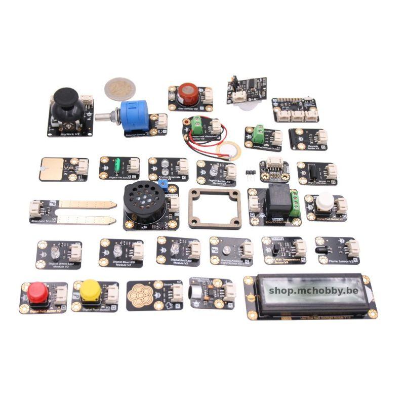 Gravity : 37 sensor kit