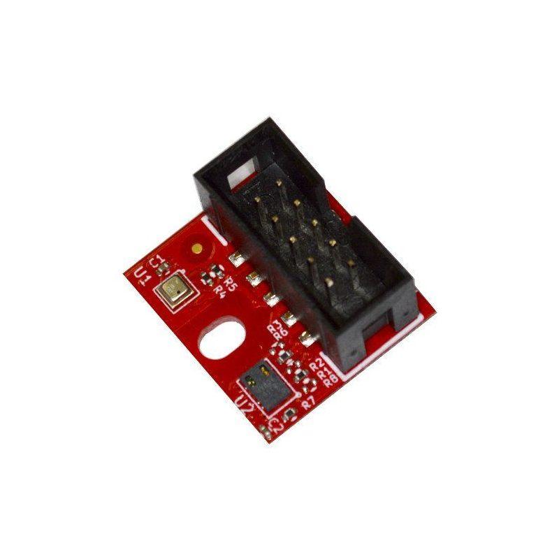 Environmental sensor all-in-one - BME280 + CCS811