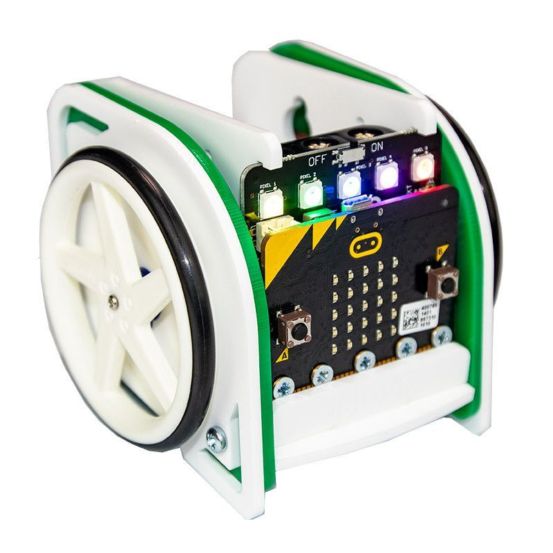 :MOVE - mini buggy kit for Micro:bit