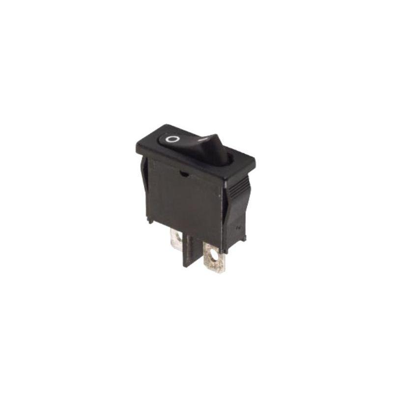ON/OFF Rocker switch - 250V 6A - NO light