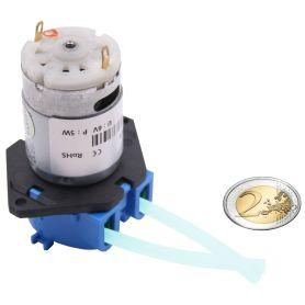 Peristaltic Pump 5V-6V + Tube silicone