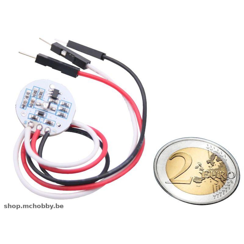 Capteur cardiaque / pulse sensor