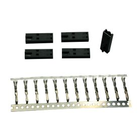 [T] - Conn. Molex femelle - 2.54mm - 2 pôles