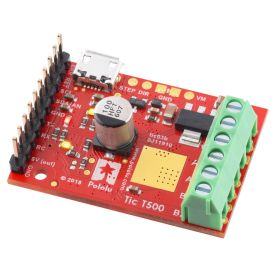 Tic T500 USB Multi-Interface Stepper Motor Controller