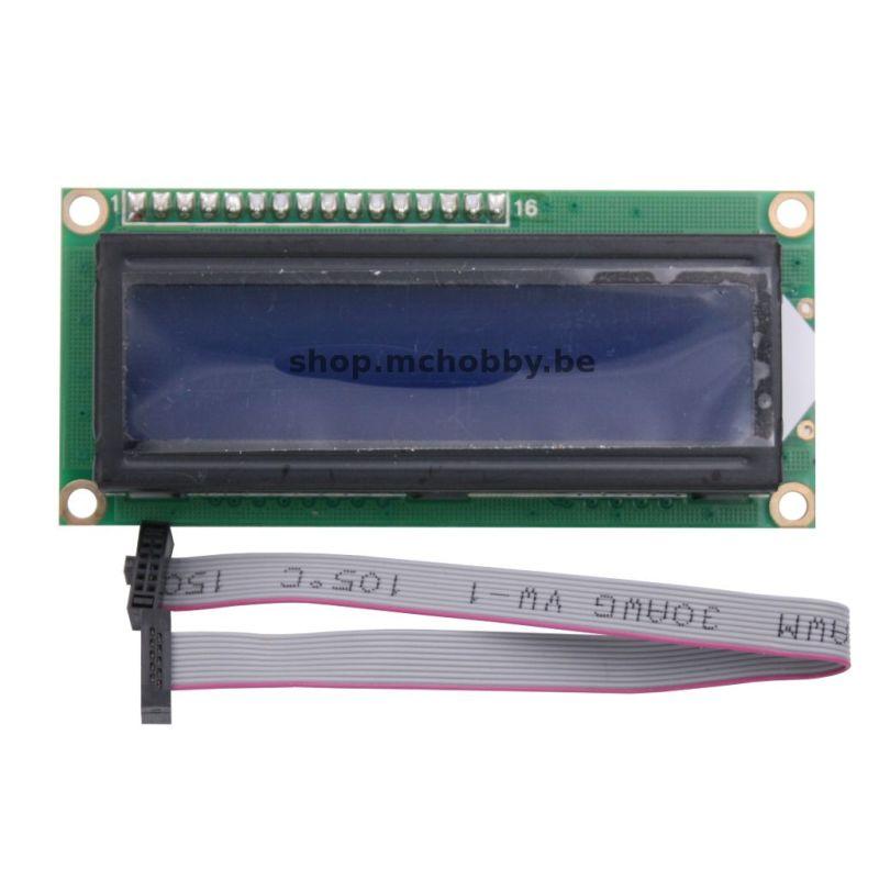 Afficheur LCD 16x2 I2C