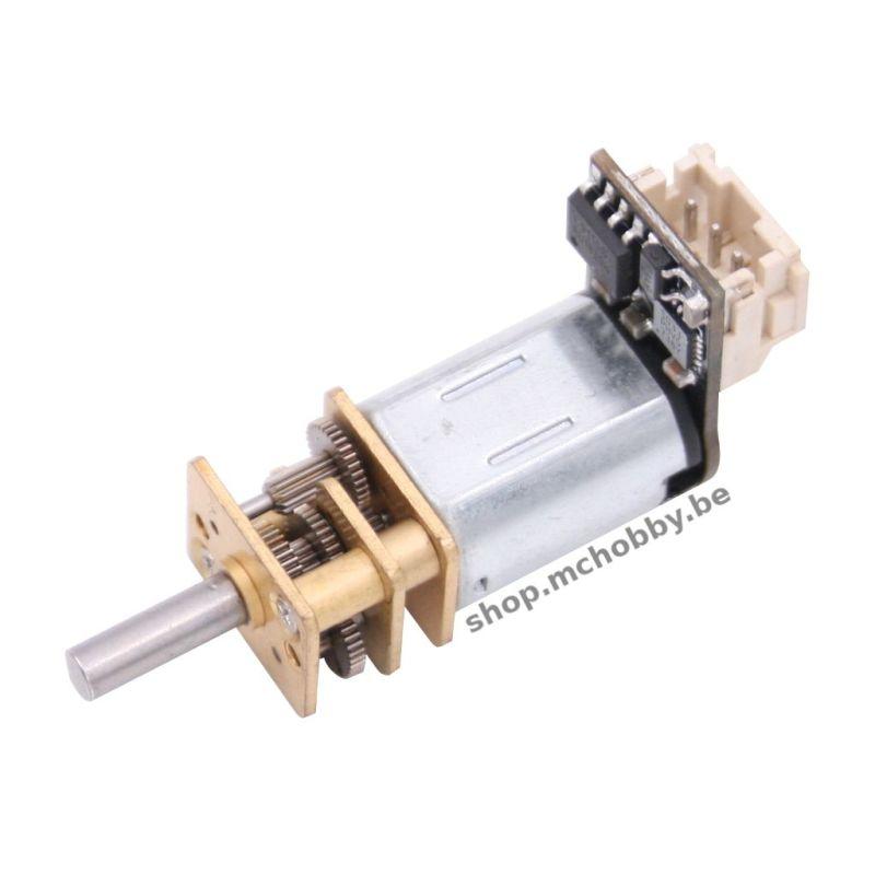 Micro moteur 75:1 gravity