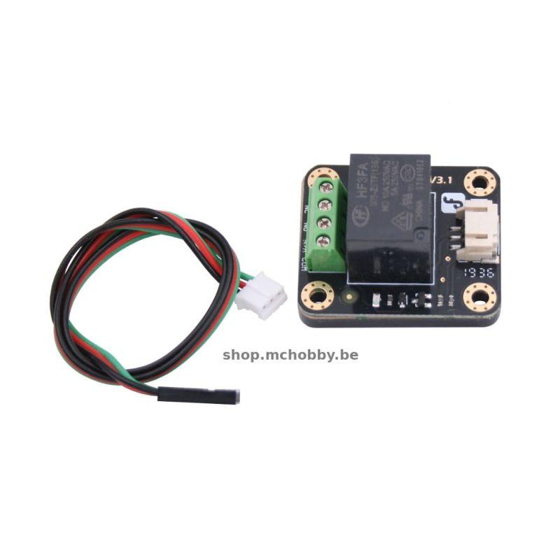 Module relais Gravity, numérique