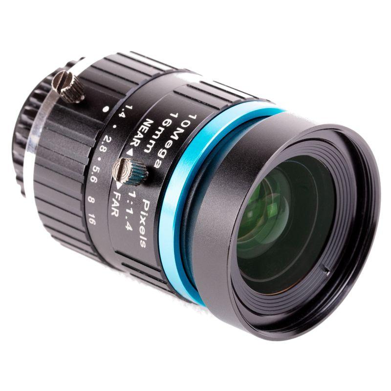 Objectif 16mm - CSMount - Officiel Raspberry-Pi