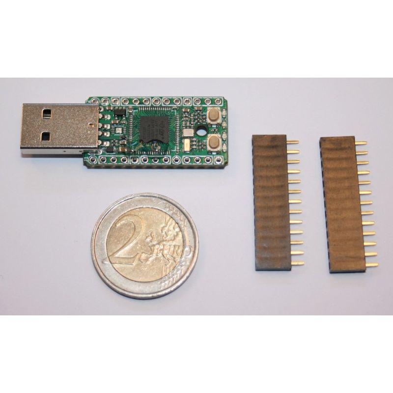 PYBStick Lite 26 - MicroPython and Arduino
