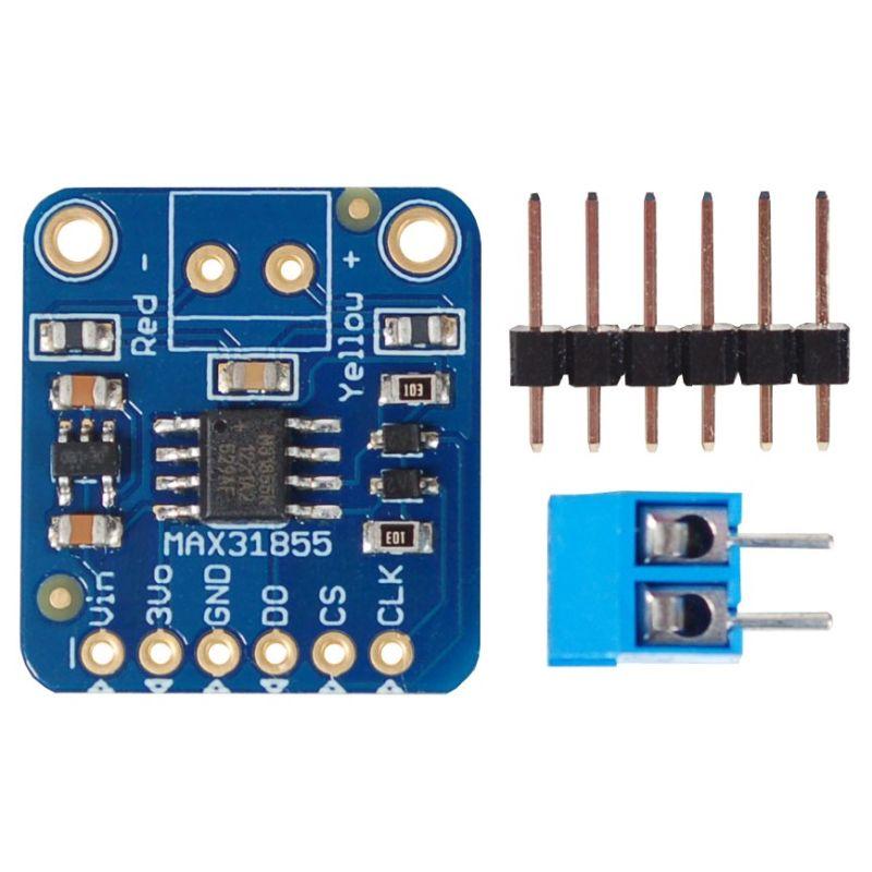 Amplificateur Thermocouple MAX31855 - V2.0
