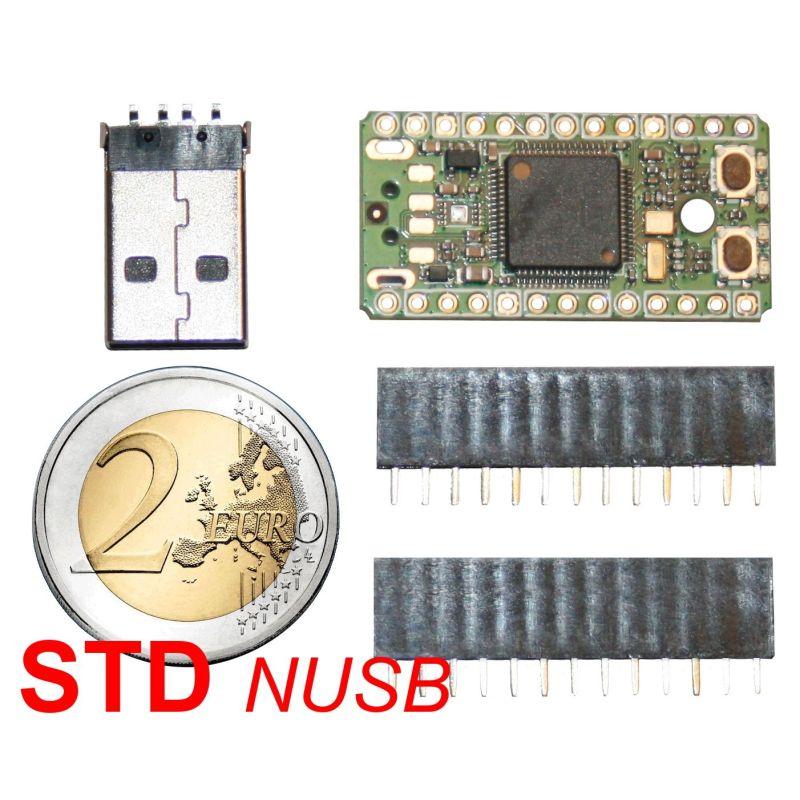 PYBStick Standard 26 - MicroPython et Arduino