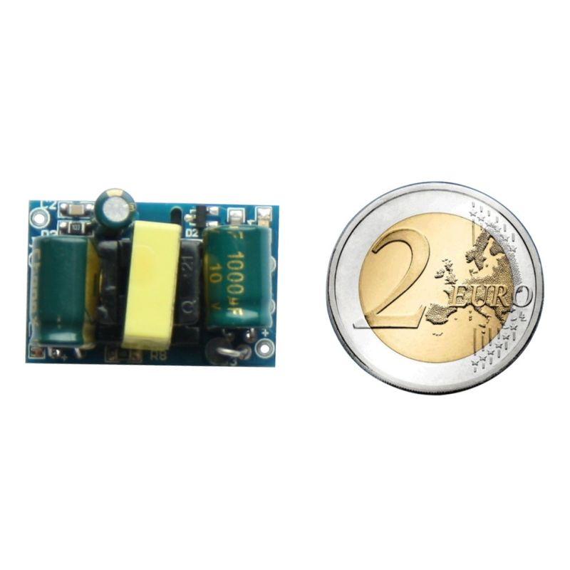 AC-DC module - 5V 850/1000mA - 5W