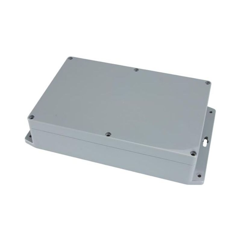 Sealed ABS case 222 x 146 x 55mm