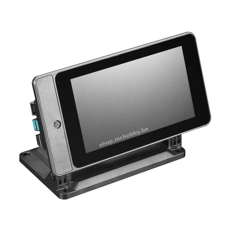 SmartiPi Touch Case 2 for RPi Touchscreen (Pi4)