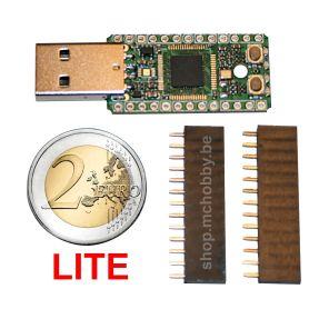 PYBStick Lite 26 - MicroPython et Arduino