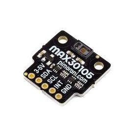 MAX30105 - Heart Rate, Oximeter, Smoke sensor