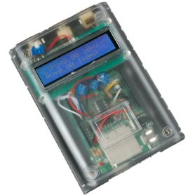 [T] - Arduino Transparent Case