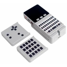 M5Stack : M5 Faces pocket computer - calculator, keyboard, etc