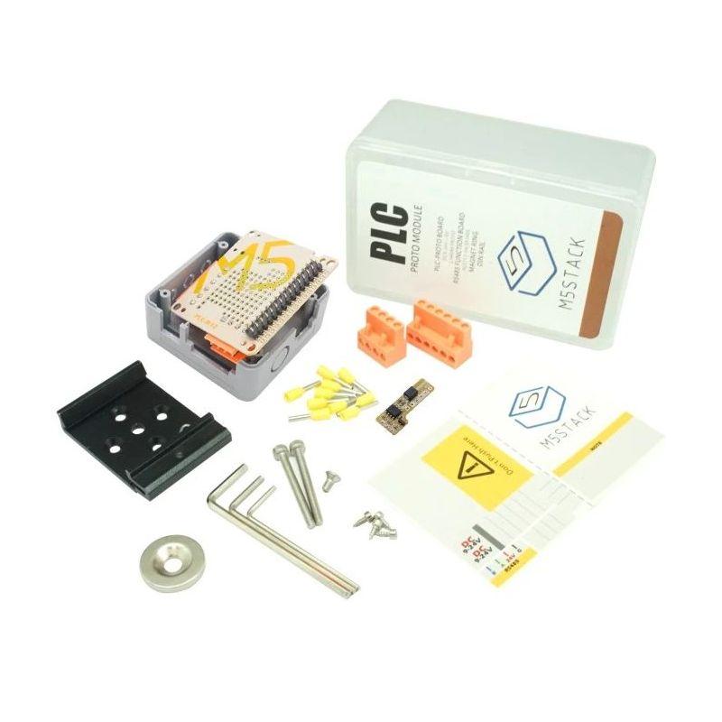 M5Stack: PLC Industrial proto Board module