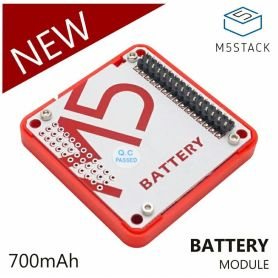 M5Stack : Lipo battery module for Arduino ESP32