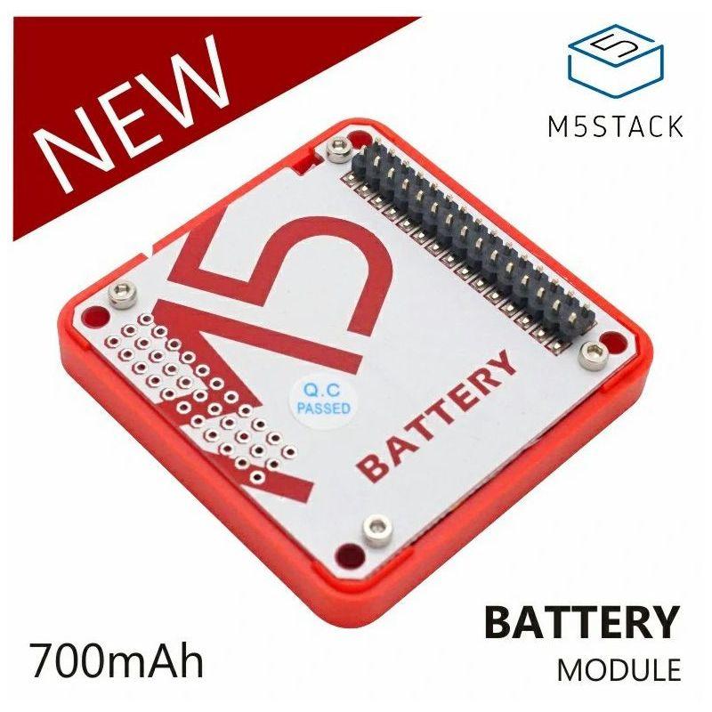 M5Stack: Lipo battery module for Arduino ESP32