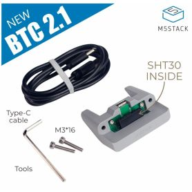 M5Stack : Base Stand Charger, SHT30